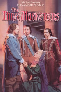 The Three Musketeers as Richelieu