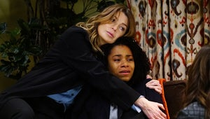 Grey's Anatomy: Maggie Channels Her Grief Into Work