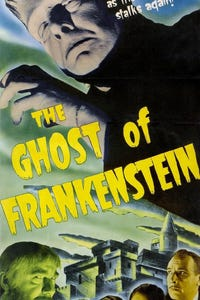 The Ghost of Frankenstein as The Monster