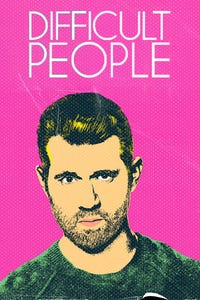 Difficult People as Shelly