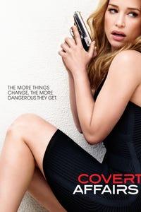 Covert Affairs as Ashley Briggs
