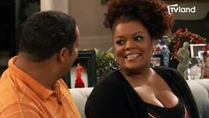 Exclusive Video: Community's Yvette Nicole Brown Gets Feisty on The Soul Man