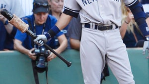 Derek Jeter Goes Out on Top In His Final MLB Game