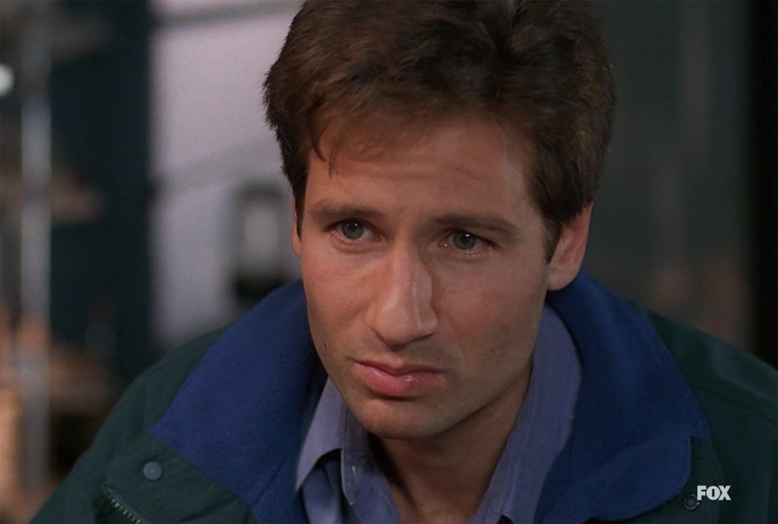 David Duchovny, The X-Files