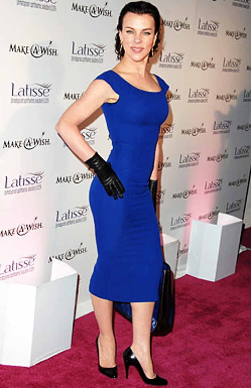 Debi Mazar - The Launch Party For LATISSE in Los Angeles, March 26, 2009