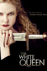 The White Queen as Elizabeth Woodville