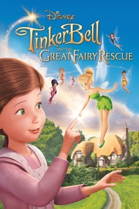Tinker Bell and the Great Fairy Rescue as Silvermist