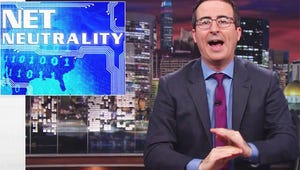 Top Moments: John Oliver Makes Us Laugh Talking About Net Neutrality