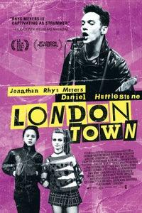 London Town as Joe Strummer