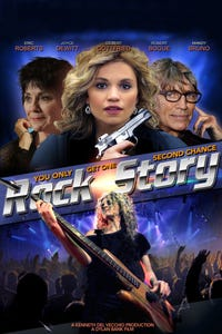 Rock Story as Judge Carol Ann Connelly