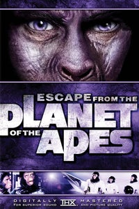 Escape From the Planet of the Apes as Naval Officer