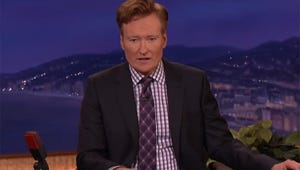 Conan O'Brien Is Going on a Comedic Diplomatic Mission to Mexico