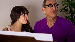 Glee Sneak Peek: Samuel Larson Makes His Debut! Plus: Rachel's Dads Arrive!