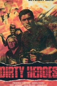 Dirty Heroes as Kristina von Keist