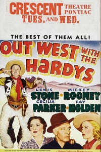 Out West With the Hardys as Dora Northcote