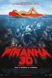Piranha 3D as Novak