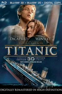 Titanic as Rose DeWitt Bukater