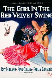The Girl in the Red Velvet Swing as Evelyn Nesbit Thaw