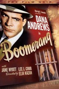 Boomerang! as Lt. White