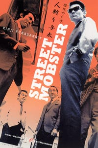 Street Mobster as Isamu Okita
