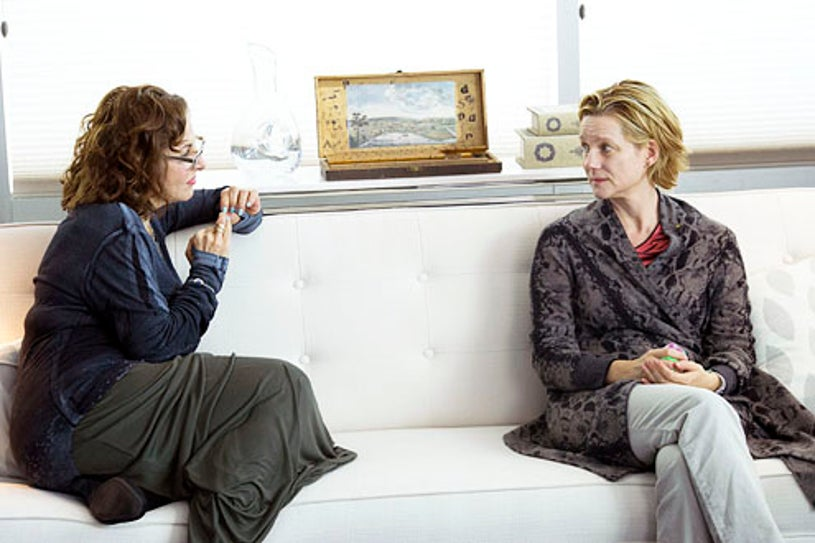 """The Big C: Hereafter - """"Quality of Life"""" - Kathy Najimi and Laura Linney"""