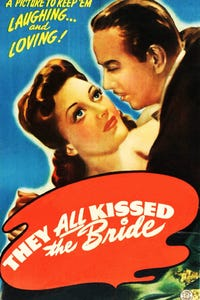 They All Kissed the Bride as Private Policeman