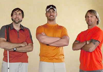 "Expedition Impossible - Season 1 - Erik Weihenmayer, Aaron ""Ike"" Isaacson and Jeff Evans"