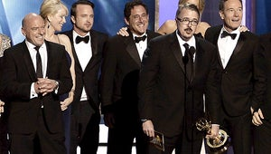 Breaking Bad, Modern Family Top Emmy Awards