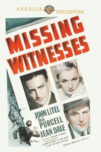 Missing Witnesses as Bull Regan