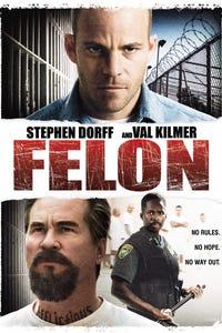Felon as Lt. Jackson