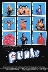 Punks as Dante