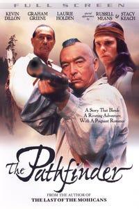 The Pathfinder as Mabel Dunham