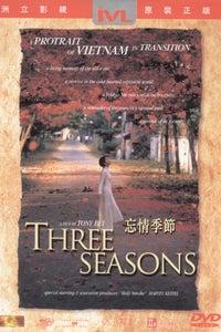 Three Seasons as James Hager