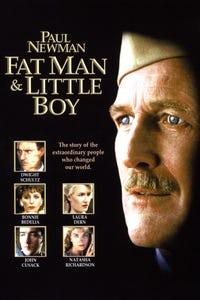 Fat Man and Little Boy as Donald Hornig