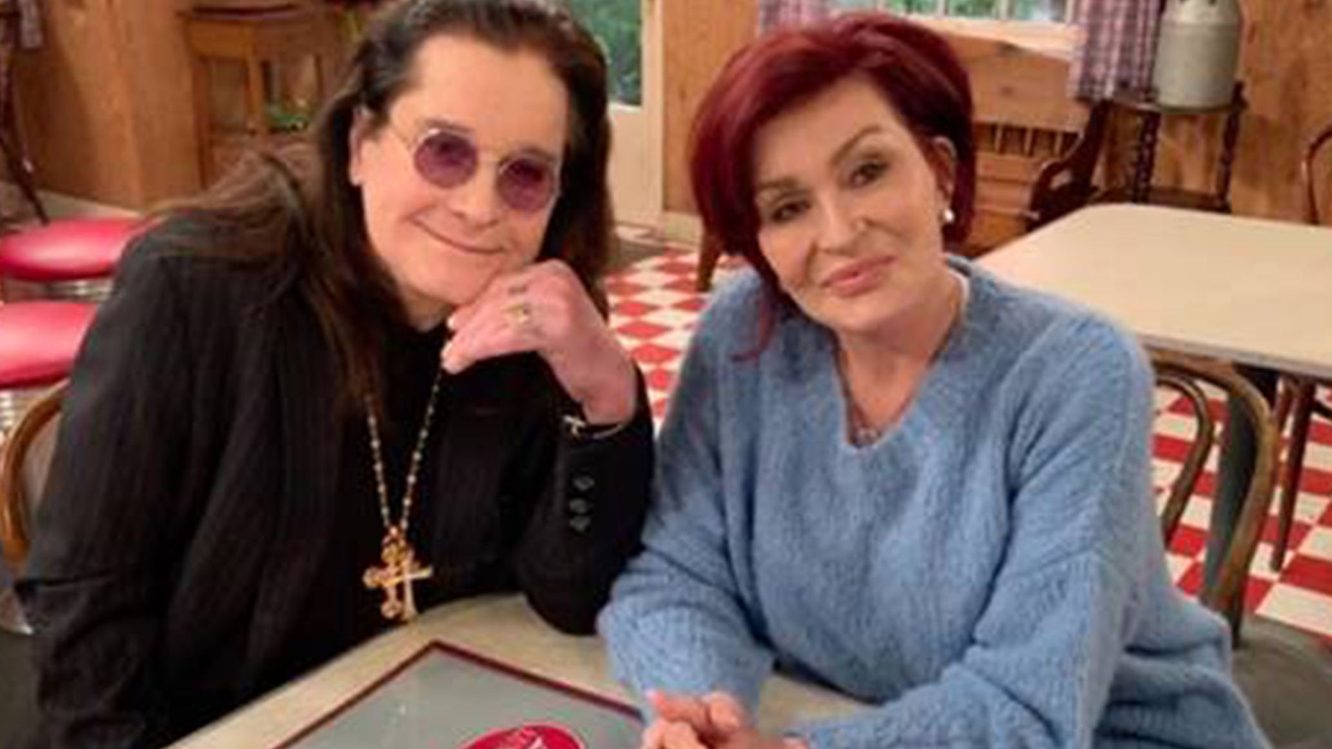 Ozzy and Sharon Osbourne, The Conners