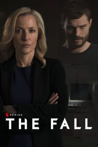 The Fall as Stella Gibson