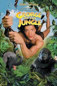 George of the Jungle as Lyle Van de Groot