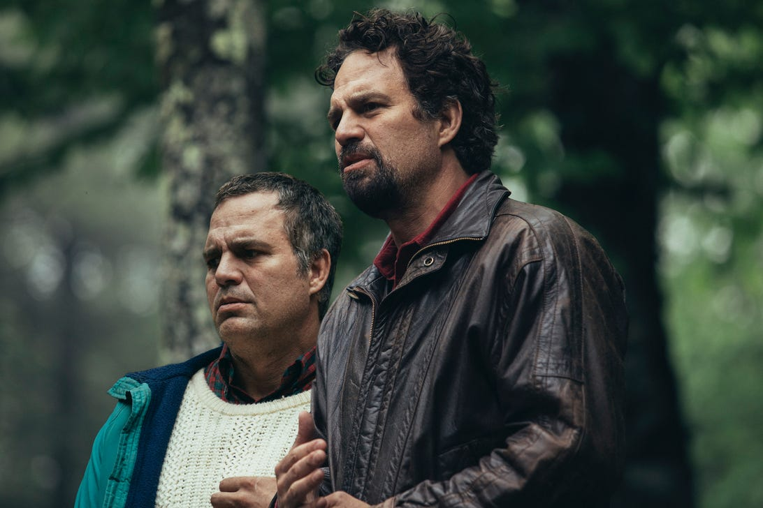 Mark Ruffalo and Mark Ruffalo, I Know This Much Is True