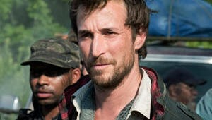 Falling Skies' Noah Wyle Still Intimidated By Steven Spielberg