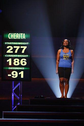 The Biggest Loser - Season 9 - Cherita Andrews