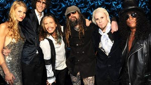 Bon Jovi, Jimmy Kimmel, Chris Christie Attend Howard Stern's 60th Birthday Bash
