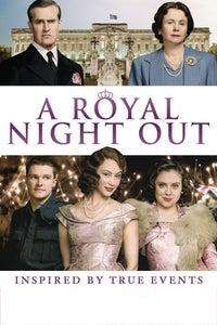 A Royal Night Out as Princess Margaret