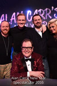 Alan Carr's New Year Specstacular 2016
