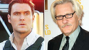 The Mentalist Exclusive: William Forsythe Is Rigsby's Dad!