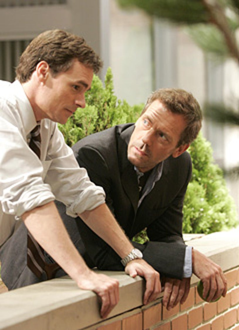 House - Robert Sean Leonard and Hugh Laurie