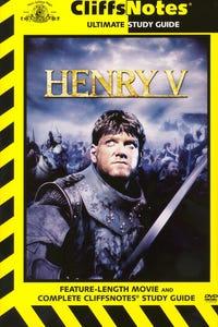 Henry V as Sir John Falstaff