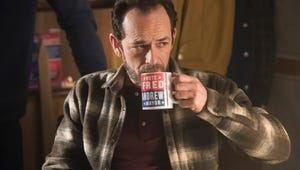 Riverdale Boss Explains How the Show's Thoughtful Luke Perry Tribute Came Together