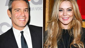 Andy Cohen Won't Drink on Watch What Happens: Live When Lindsay Lohan Appears