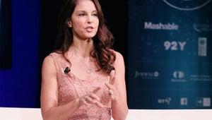Ashley Judd Details Harvey Weinstein Allegations in First TV Interview