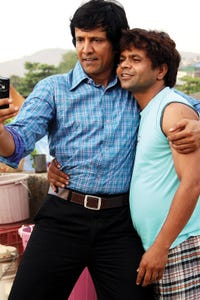 Rajpal Yadav as Anthony the Drunkard